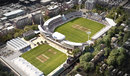 Artist's impression of the new Compton and Edrich Stands at Lord's, after planning permission was secured, January 15, 2018