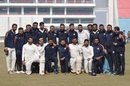 Saurashtra reached the Ranji Trophy semi-finals after beating Uttar Pradesh, Uttar Pradesh v Saurashtra, Ranji Trophy 2018-19, Lucknow, 5th day, January 19, 2019