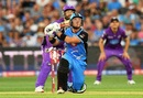 Colin Ingram struck his third fifty of the tournament, Adelaide Strikers v Hobart Hurricanes, BBL 2018-19, Adelaide, January 21, 2019
