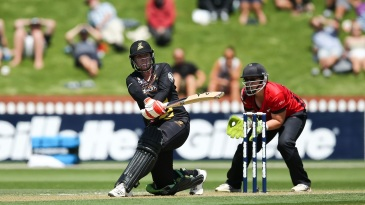Wellington Blaze beat Canterbury Magicians by four wickets in the final