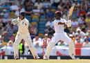 Shai Hope cuts through the covers, West Indies v England, 1st Test, Barbados, 1st day, January 23,  2019