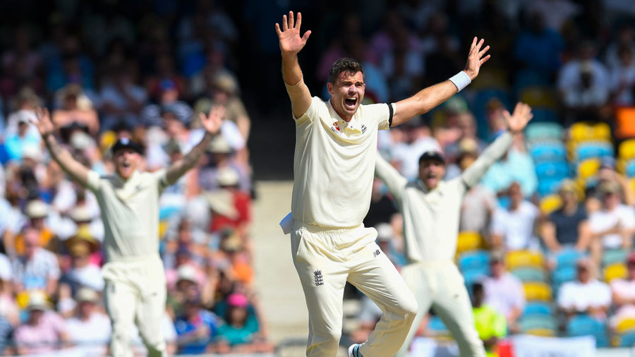 James Anderson relieved to return to wicket-taking ways after tough Sri Lanka tour