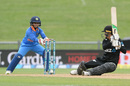 Bernadine Bezuidenhout lost her balance and was stumped, New Zealand v India, 1st women's ODI, Napier, January 24, 2019
