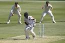 Kusal Mendis loses his middle stumps, Australia v Sri Lanka, 1st Test, Brisbane, 1st day, January 24, 2019
