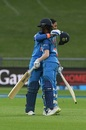 Mandhana and Rodrigues added 190 runs for the first wicket, New Zealand v India, 1st women's ODI, Napier, January 24, 2019