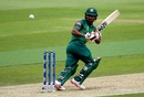 Imrul Kayes was Bangladesh's top-scorer in the ODI series in New Zealand in 2016