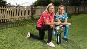 Sydney Sixers are aiming for a third straight title, and Brisbane Heat their first
