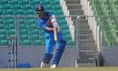 Ajinkya Rahane plays a lofted drive, India A v England Lions, 2nd unofficial ODI, Thiruvananthapuram, January 25, 2019