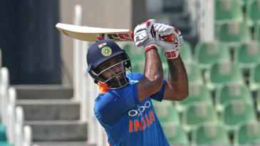 Hanuma Vihari goes over the top
