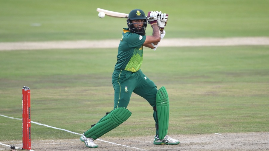 Hashim Amla in, Chris Morris out