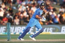 Virat Kohli steers one through point, New Zealand v India, 3rd ODI, Mount Maunganui, January 28, 2019