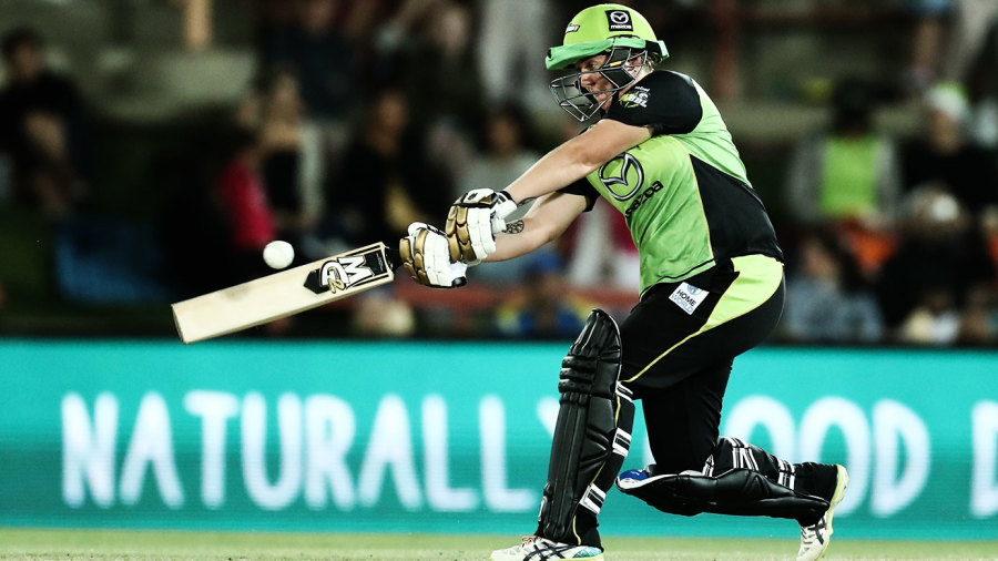 Rachel Priest made 338 runs in the 2018-19 WBBL season for Sydney Thunder