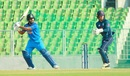 Rishabh Pant cuts through the off side, India A v England Lions, 4th unofficial ODI, Thiruvananthapuram, January 29, 2019
