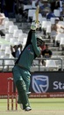 Imad Wasim swings down the ground, South Africa v Pakistan, 5th ODI, Cape Town, January 30, 2019