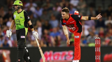 Cameron Boyce sends one down