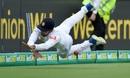 Sadeera Samarawickrama goes airborne, Australia v Sri Lanka, 2nd Test, Canberra, February 1, 2019