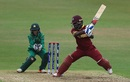 Deandra Dottin did the star turn for West Indies in the Super Over