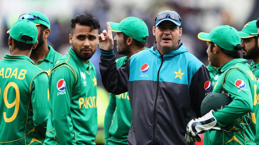 Arthur on the Pakistan players: