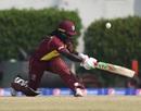 Deandra Dottin sweeps, Pakistan v West Indies, 2nd T20I, Karachi, February 1, 2019