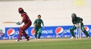 Sidra Nawaz stumps Merissa Aguilleira, Pakistan v West Indies, 2nd T20I, Karachi, February 1, 2019