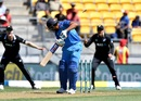 Rohit Sharma cleaned up by a beauty, New Zealand v India, 5th ODI, Wellington, February 3, 2019