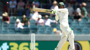 Usman Khawaja regained his form