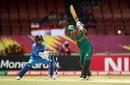 Nida Dar headlined the Pakistan batting effort