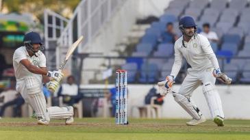 Akshay Wadkar plays a sweep
