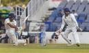 Akshay Wadkar plays a sweep, Vidarbha v Saurashtra, Ranji Trophy final, Nagpur, February 4, 2019