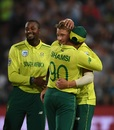 Miller led South Africa to a narrow win in his first game in charge, South Africa v Pakistan, 2nd T20I, Johannesburg, February 3, 2019