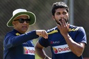 Rumours suggest Chandika Hathurusingha and Dinesh Chandimal could lose their jobs
