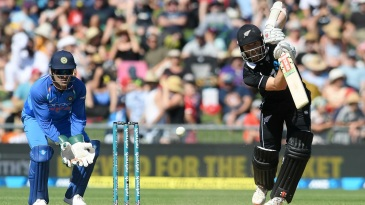 New Zealand lost the ODI series against India 4-1
