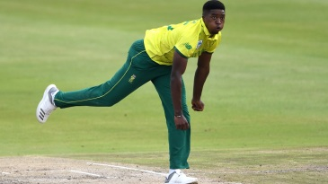 Lutho Sipamla impressed on his international debut