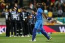 Vijay Shankar walks off the field, New Zealand v India, 1st T20I, Wellington, February 6, 2019