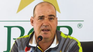 Mickey Arthur speaks on his return from South Africa
