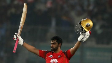 Tamim Iqbal saved his best for the final