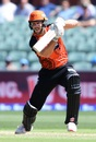 Mitchell Marsh hit an unbeaten 41-ball 50, Adelaide Strikers v Perth Scorchers, Big Bash League 2018-19, Adelaide, February 9, 2019