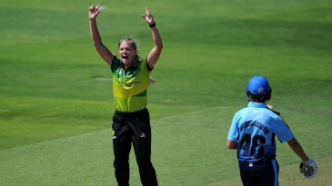 Freya Davies has enjoyed success in the KSL with Western Storm