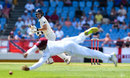 Rory Burns edges through the slips, West Indies v England, 3rd Test, St Lucia, February 9, 2019