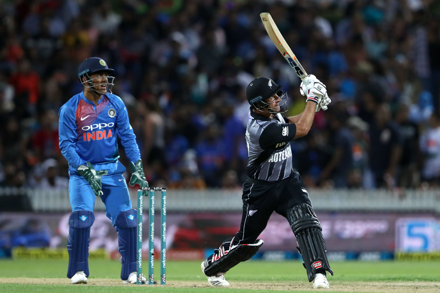 New Zealand vs India 3rd T20 Highlights