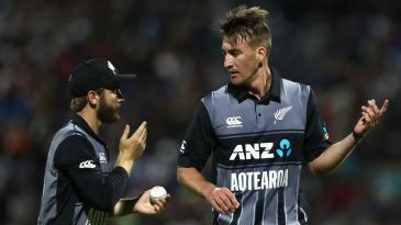 Blair Tickner has a chat with Kane Williamson