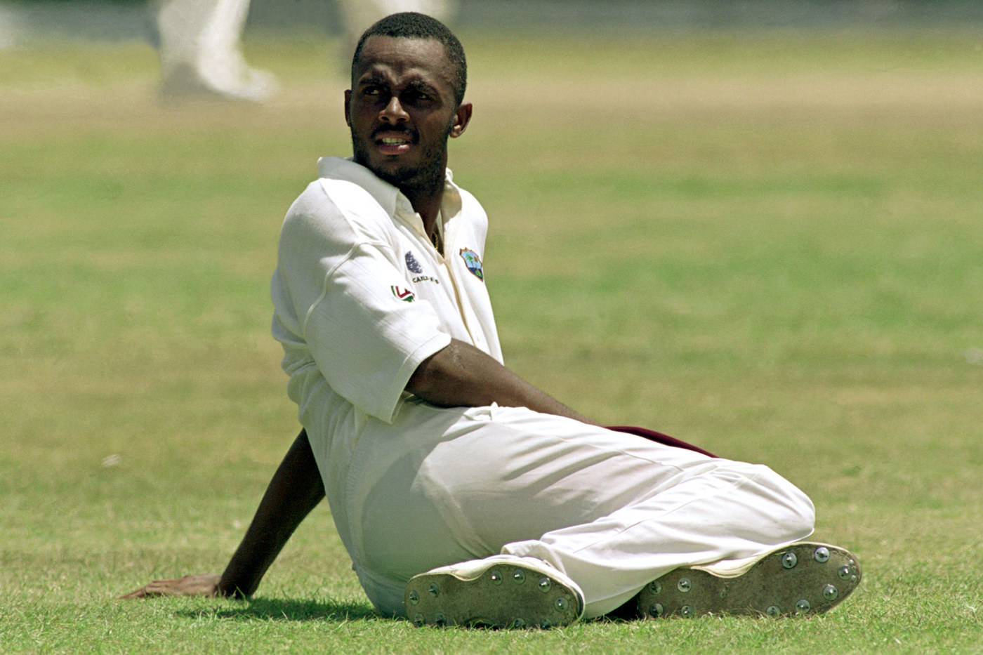 Courtney Walsh fields