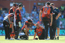 Nathan Coulter-Nile struggled at the end of his spell, Adelaide Strikers v Perth Scorchers, Big Bash, Adelaide, February 9, 2019