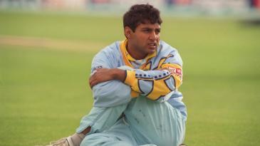 Ajay Jadeja rests