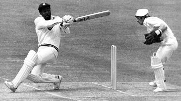 Richards in the 1979 final: second fiddle, but what a second fiddle!