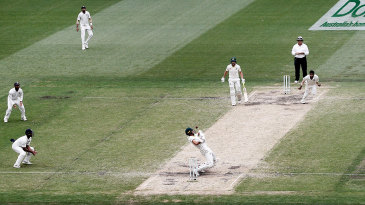 In ten Tests so far, all outside the subcontinent, Jasprit Bumrah averages 21.89 for 49 wickets