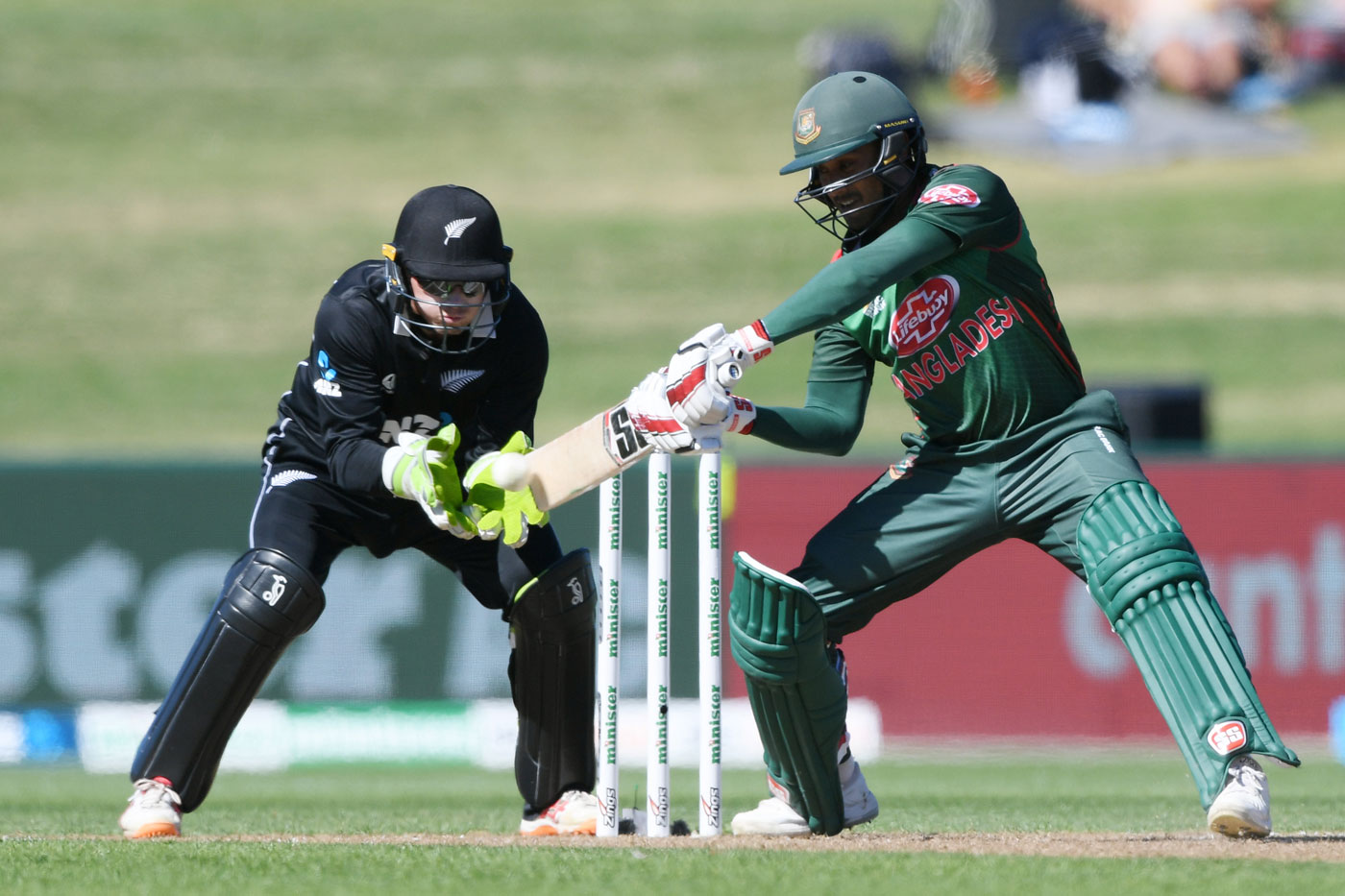 New Zealand Vs Bangladesh 1st ODI Highlights