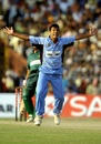 Amit Bhandari played two ODIs in the early 2000s