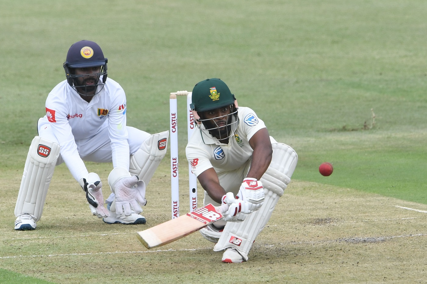 South Africa vs Sri Lanka 1st Test Day 1 Highlight
