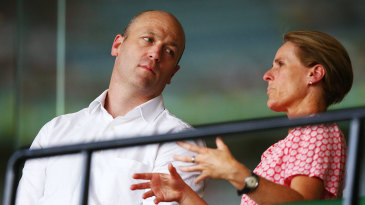 Belinda Clark chats with Alistair Nicholson